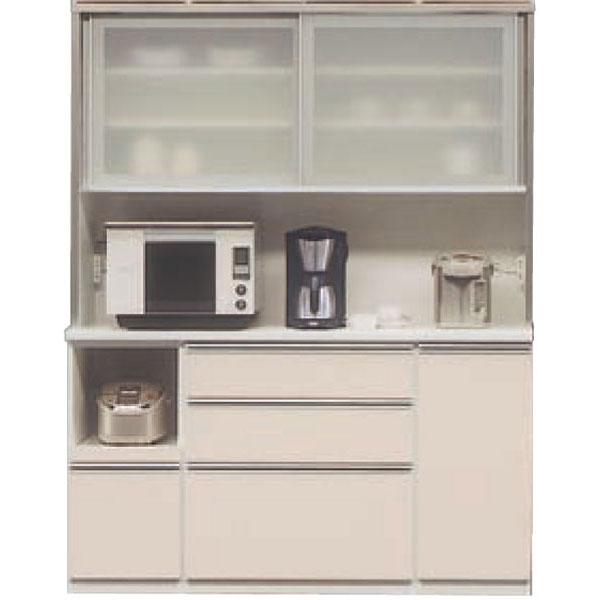 160cm幅 レンジボード レンジ台 食器棚 キッチン収納 家電収納引戸 高さ179cm カラー50色対応国産 開梱設置・送料無料