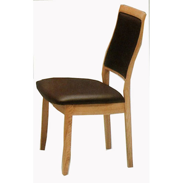 \ポイント増量&お得クーポン/ダイニングチェアー 天然木肘無しチェア 椅子 完成品送料無料 2脚セット