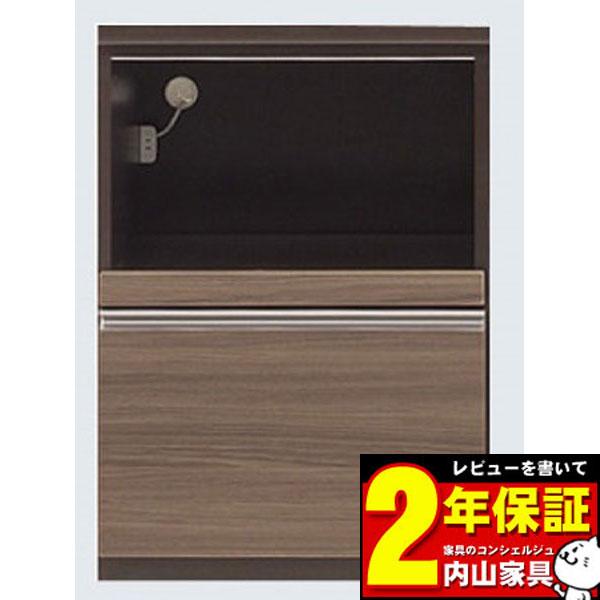 キッチンカウンター キッチン収納 80cm幅 オープン 国産 送料無料
