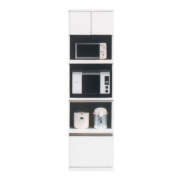 レンジボード 60cm幅 レンジ台 食器棚 キッチン収納 家電収納国産 開梱設置・送料無料