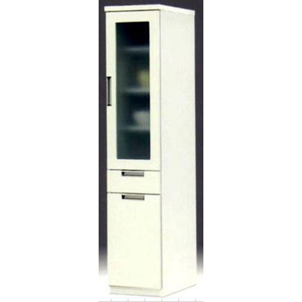 食器棚 スリムボード40cm幅 「スリート40A」送料無料