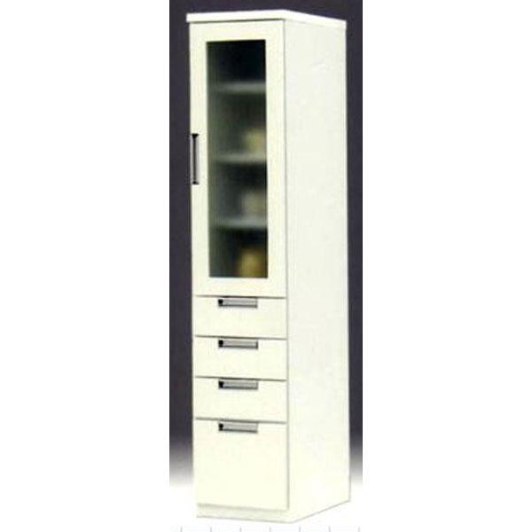 隙間食器棚 スリムボード40cm幅 「スリート40B」送料無料