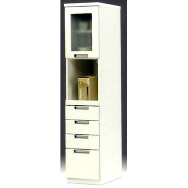 隙間食器棚 スリムボード40cm幅 「スリート40D」送料無料