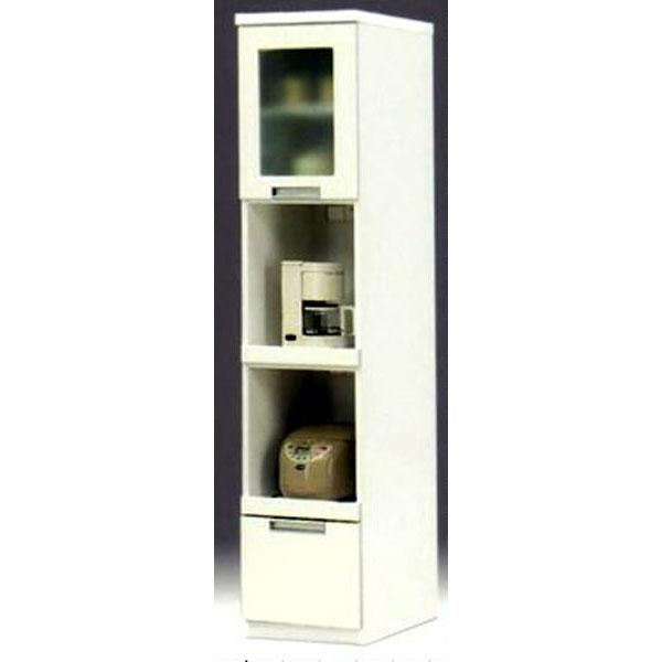 隙間食器棚 スリムボード40cm幅 「スリート40E」送料無料