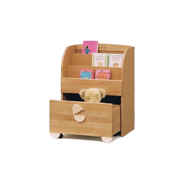 【送料無料】おもちゃ箱 トイボックス 収納 子供 キッズ 「エッグ」 60cm幅
