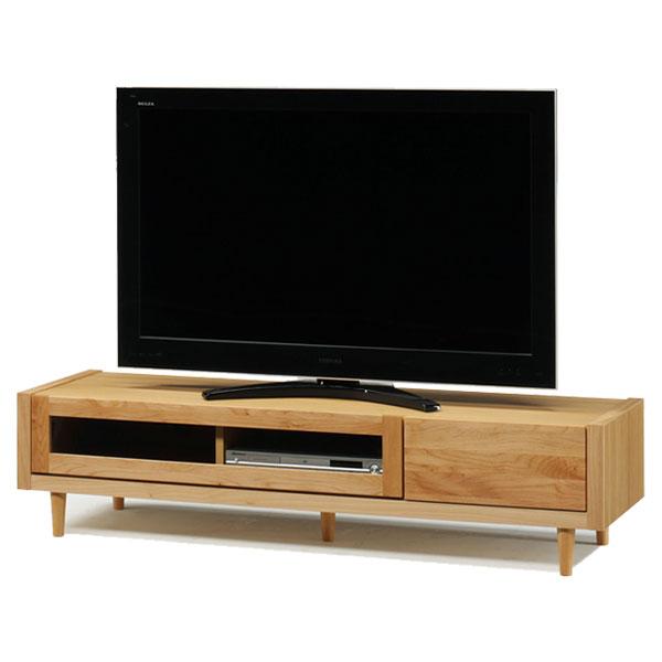 【送料無料】TVボード テレビボード ロータイプ「ジュリア」 153cm幅