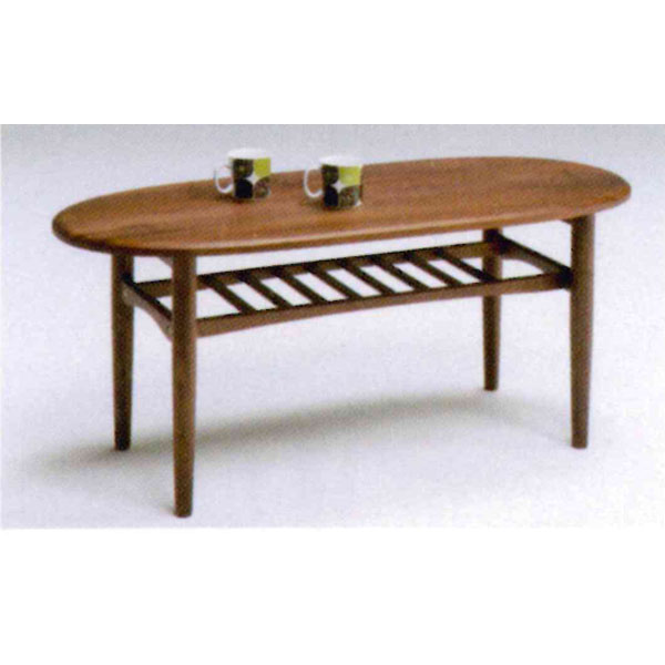 【ポイント増量&お得クーポン】 【送料無料】 センターテーブル リビングテーブル「ミコノス」 105cm幅