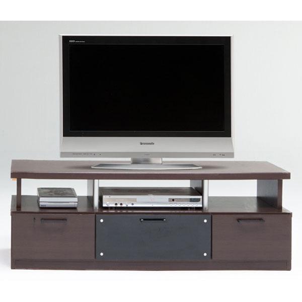【送料無料】 テレビボード TVボード テレビ台 ローTVボード完成品 120cm幅 「アポロ」 2色対応