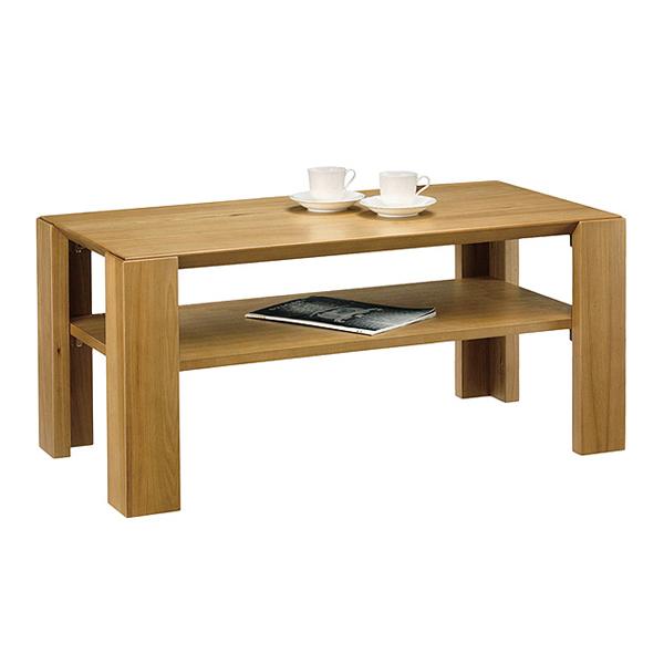【ポイント増量&お得クーポン】 リビングテーブル 棚付き「グランデ 1052」 送料無料