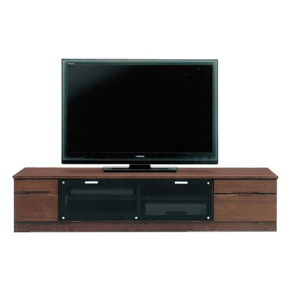 テレビボード TVボード テレビ台 ローボード完成品 2色対応 180cm幅 「パンネロ」 送料無料 開梱設置