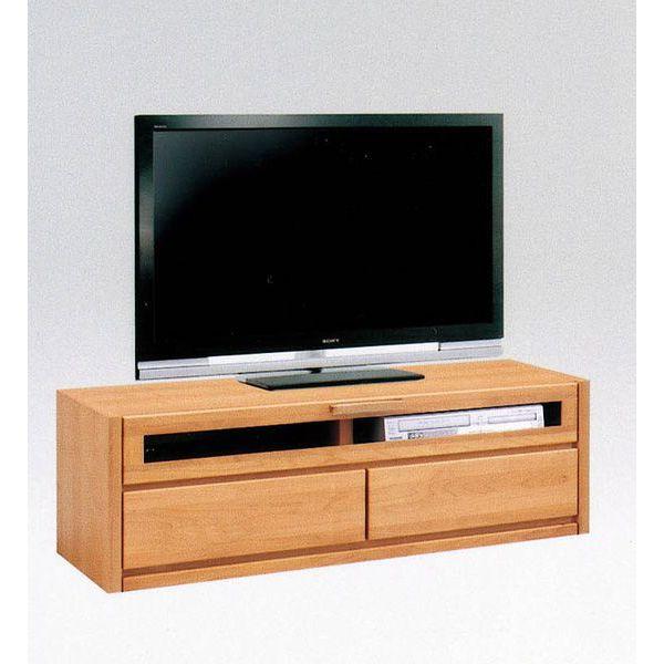テレビボード TVボード テレビ台完成品 国産 ブラウン ナチュラル120cm幅 「スカーレット」 送料無料
