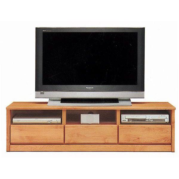 テレビボード TVボード AVボード国産 2色対応 150cm幅 「ティアラ」 送料無料
