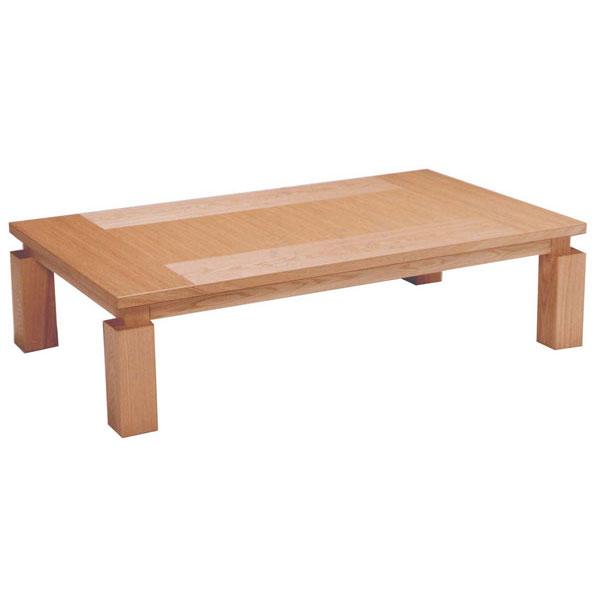 【ポイント増量&お得クーポン】 代引き不可 代引き不可 国産 テーブル 座卓 ネジ止め120cm幅 「モナード」国産 送料無料