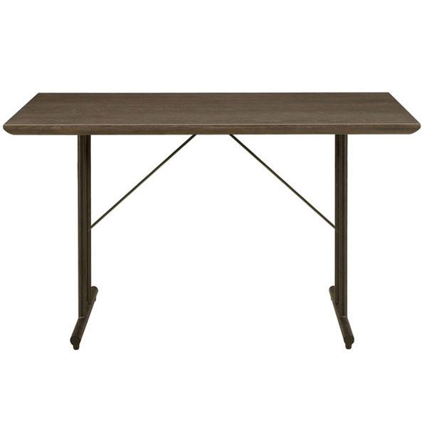 【ポイント増量&お得クーポン】 送料無料テーブルはオーク突板材ダイニングテーブル120cm 「コールB」