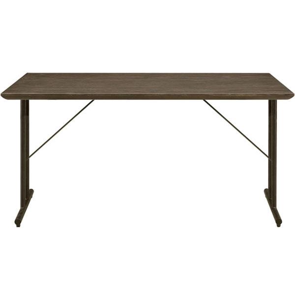 【ポイント増量&お得クーポン】 送料無料テーブルはオーク突板材ダイニングテーブル140cm 「コールB」