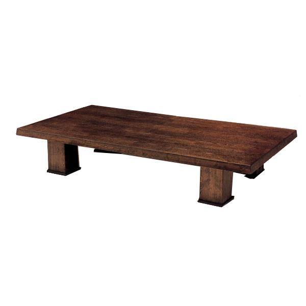 【ポイント増量&お得クーポン】 テーブル 長方形 座卓タモ 210cm幅 「宴楽」国産 送料無料 開梱設置