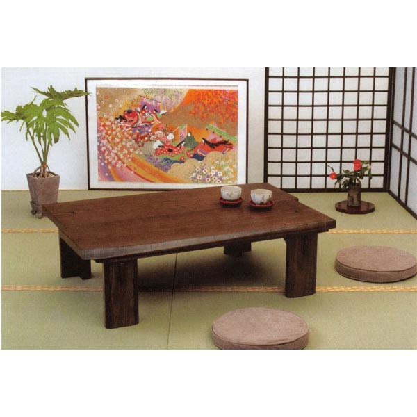 【ポイント増量&お得クーポン】 こたつ コタツ テーブル 長方形 家具調タモうずくり仕上げ 120cm幅国産 送料無料