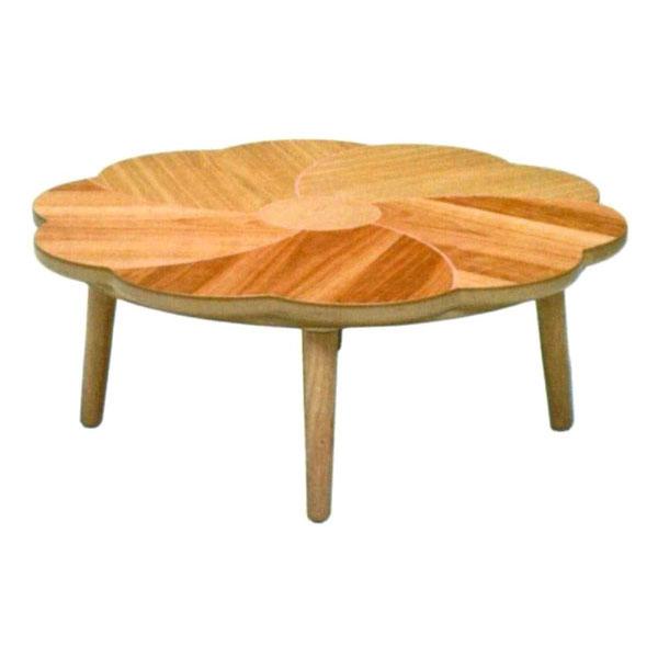 【ポイント増量&お得クーポン】 こたつ コタツ テーブル 家具調100cm幅 「桜花」国産 送料無料