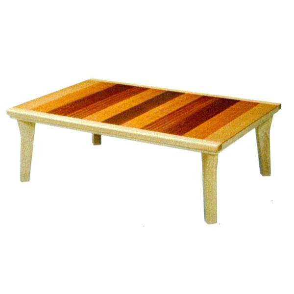 【ポイント増量&クーポン】 こたつ コタツ テーブル 家具調120cm幅国産 「ヴォーグ」 送料無料