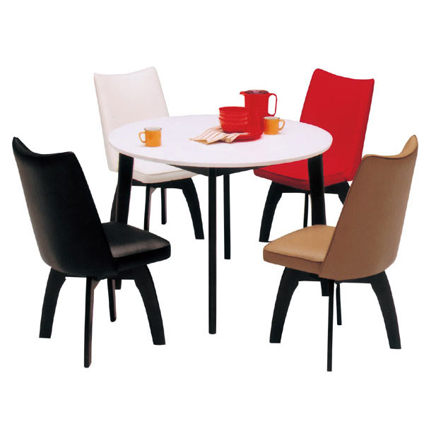 組立します 送料無料 開梱設置ダイニングセット テーブル2タイプ【エスプレッソ】 椅子カラー対応4色4人用 5点セット※椅子カフェ色は7月末入荷予定