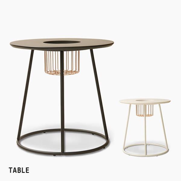【送料無料】 デザイナーズ風 ティーテーブル カフェテーブル 円形 丸テーブル アンティーク風 コーヒーテーブル サイドテーブル リビング ダイニング ホワイト ブラック 55cm シンプル コンパクト スチール脚 おしゃれ 人気 かわいい インテリア
