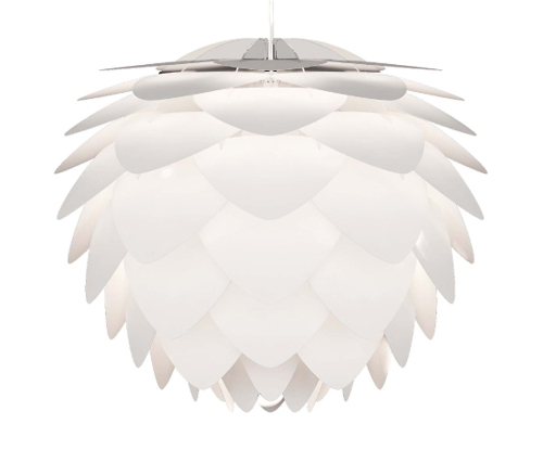 VITA シルヴィア ペンダントライト 1灯式 照明 ホワイト 02007 SILVIA ホワイト