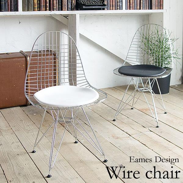 ワイヤーチェア イームズタイプ 椅子 チェア イスデザインチェア ワイヤーバーチェア バーチェア カウンターチェア おしゃれ スチールチェア リプロダクト 送料無料 【送料込み】 新生活
