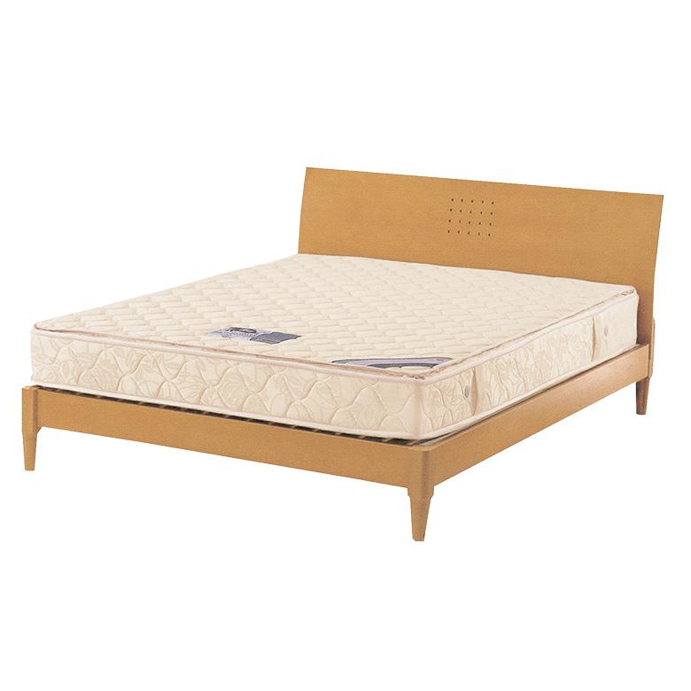 ベッド ワイドダブルベッド おしゃれ モダン 北欧 ベッドフレーム 木製 ビーチ 突板 ヘッドボード 曲面 モダン 北欧