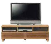 【最大12%OFFクーポン!】sale セール! AV収納 ナチュラル ブラウン [ 1355-1335 ] 150 TVボード