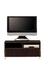テレビボード テレビ台 和風 和モダン ハイタイプ 国産 幅100cm 高さ55cm tvボード tv台 脚付 収納ラック リビング収納 木製 収納付き 収納 引出し コード穴 おしゃれ ナチュラル ブラウン 和