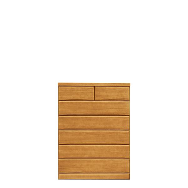 ハイチェスト チェスト ハイタイプ 幅80cm 6段 木製 桐 桐ダンス リビング収納 国産 おしゃれ かわいい 収納チェスト 木製チェスト 引出し タンス たんす 洋服タンス 収納家具 収納ボックス 収納ラック ナチュラル