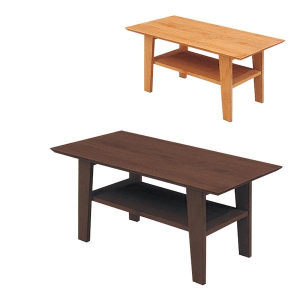ローテーブル テーブル 幅90cm リビングテーブル 棚付き 脚 木製 センターテーブル アルダー モダン 収納 シンプル モダン カフェ おしゃれ 家具 木製テーブル ナチュラル ダークブラウン