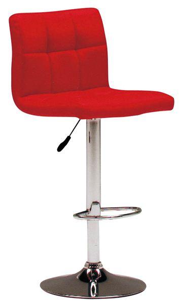 カウンターチェア バーチェア モダン 背もたれ付き 昇降式 カウンターチェアー 合成皮革 合皮レザー チェア イス いす 椅子 チェアー スチール ブラック ホワイト レッド UK-356 バーチェアー