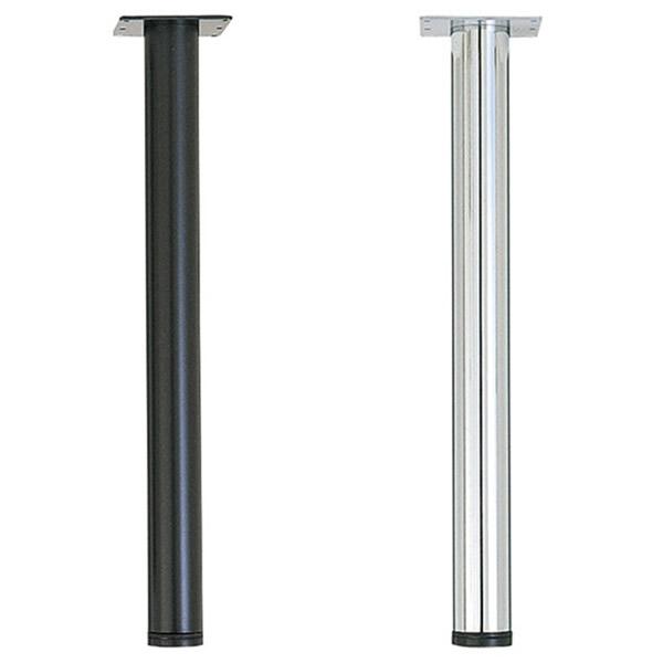業務用 独立テーブル脚 テーブル脚 4本組 カスタマイズ 黒塗装 シルバー塗装 コチラはブラックの価格です。