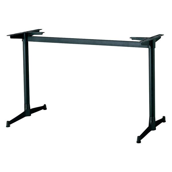 業務用 ハイカウンター脚 テーブル脚 対立脚タイプ カスタマイズ 黒塗装 シルバー塗装 こちらは100の価格です