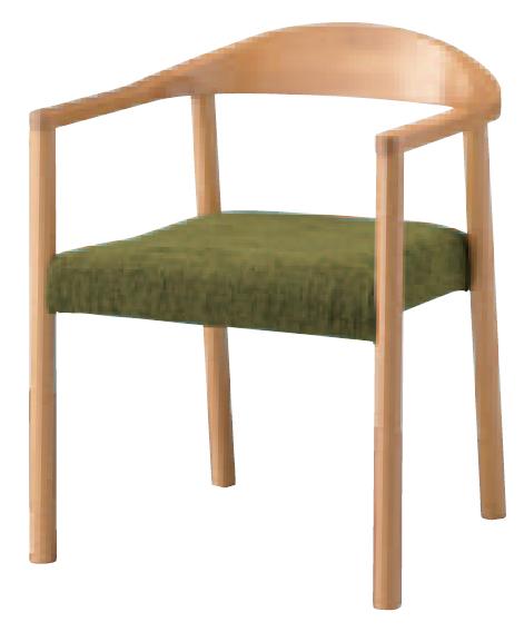 ★木製フレーム 椅子 張地Aランク【送料無料】