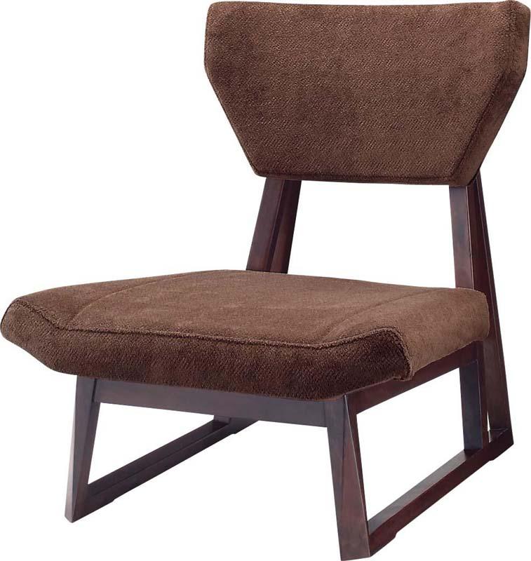 ★高座椅子 木製脚 張地Aランク【送料無料】