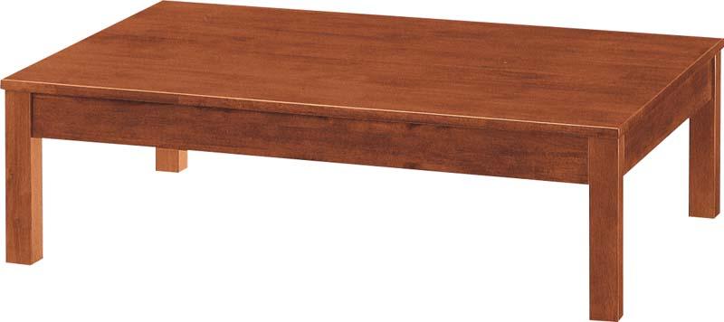 【送料無料】 座卓 天然木 シンプル 和室  W1200mm