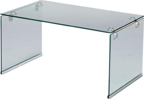 ★ガラス ローテーブル W76cm【送料無料】