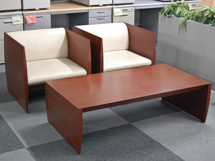 アームチェア 2脚 アームチェア テーブルセット 応接家具 応接家具 CONDE オフィス家具 HOUSE カンディーハウス製 オフィス家具 希少 デザイナーズ家具, カミムラ:aebb02f5 --- novoinst.ro