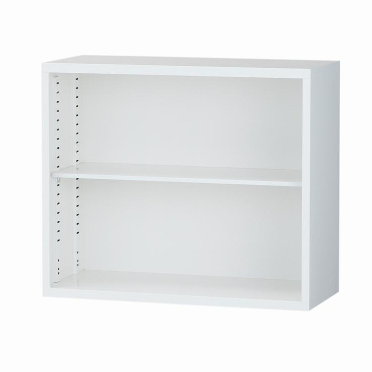 A4対応 オープン書庫  上置き用 送料無料 W880xD380xH750 ALZ-K32 新品 オフィス家具 お勧め商品 上置き