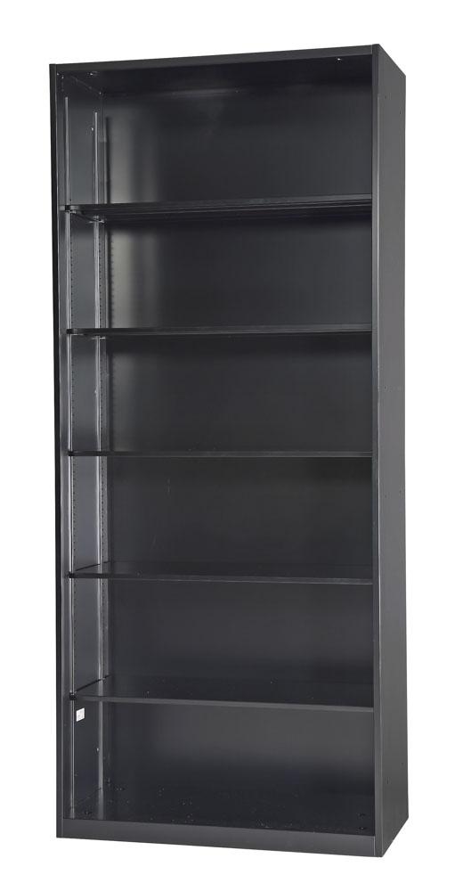 初売りセール! オープン書庫 6段 H2100mm スチール書庫 収納庫 配送条件選択あり 高さのある商品です搬入経路や設置場所をご確認下さい オフィス家具市場オリジナル製:HCBシリーズ W900xD450xH2100 HCB-SO2100-B 新品 オフィス家具