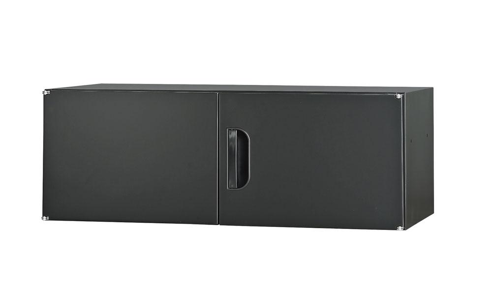 安全 上置き用の為 単体ではお使い頂けません ご注意ください 上置き専用 レビューを書けば送料当店負担 両開き 上置き棚 天袋 調整棚 H320 配送条件選択あり スチール書庫 オフィス収納 W900xD450xH320 オフィス家具市場オリジナル製:HCBシリーズ 壁面書庫 国産 キャビネット 新品 完成品 HCB-SU1-B-Y オフィス家具
