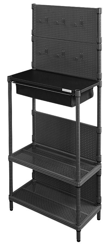 ハンドガンラック ハンドガンやカスタムパーツ等の装備類のディスプレイや小物類の収納も便利です Be's製:Bauhutteシリーズ 送料無料 BHS-1500HG 新品 オフィス家具