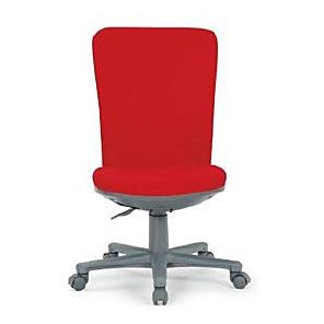 オフィスチェア 事務椅子 PCチェア デスクチェア 肘なし アイコ AICO製:OA-1200/1100シリーズ OA-1205 新品 オフィス家具