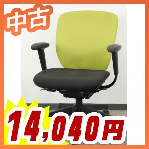 オフィスチェア ビジネスチェア 事務用イス マネージメントチェア OAチェア ローバック イトーキ製:プラオチェア シリーズ