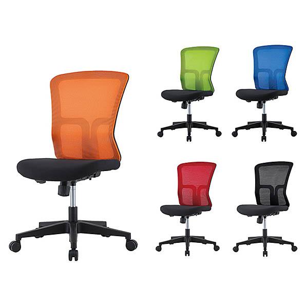 オフィスチェア メッシュチェア デスクチェア 椅子 全5色 井上金庫製:GSMシリーズ 法人様のみ送料無料 GSM-10 新品 オフィス家具 お勧め商品 全5色