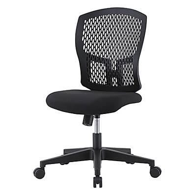 オフィスチェア メッシュチェア 樹脂脚タイプ 会議イス PCチェア デスクチェア 井上金庫製:D4Cシリーズ 法人様のみ送料無料 D4C-07 新品 オフィス家具