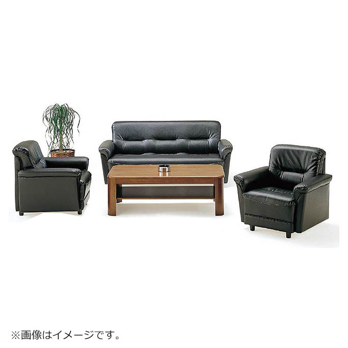 応接セット ソファ&テーブルセット 5人掛け 4点セット TOKIO製 F-8 新品 オフィス家具