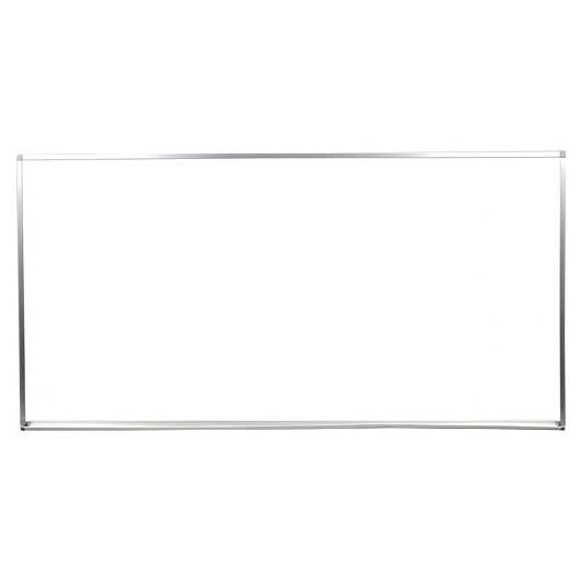 ホワイトボード 壁掛 片面無地タイプ 板面W1800×H900 スチールタイプ アイリスチトセ製 T-TFR-918 新品 オフィス家具